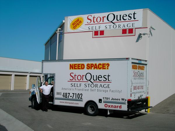 StorQuest - Oxnard/Jones 1781 Jones Way Oxnard, CA - Photo 1