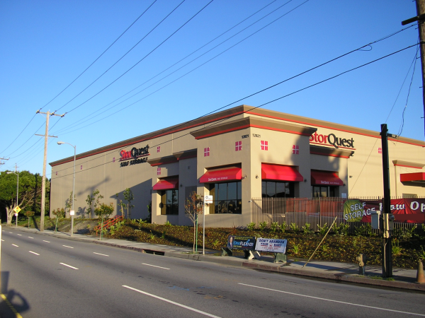 StorQuest - Los Angeles/Jefferson 12821 W Jefferson Blvd Los Angeles, CA - Photo 1