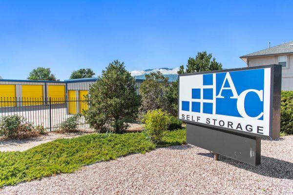 AC Self Storage - Colorado Springs - 3150 Boychuk Ave 3150 Boychuk Ave Colorado Springs, CO - Photo 0
