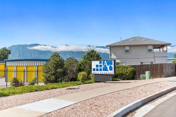 AC Self Storage - Colorado Springs - 3150 Boychuk Ave 3150 Boychuk Ave Colorado Springs, CO - Photo 1
