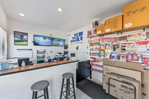 AC Self Storage - Colorado Springs - 3150 Boychuk Ave 3150 Boychuk Ave Colorado Springs, CO - Photo 9