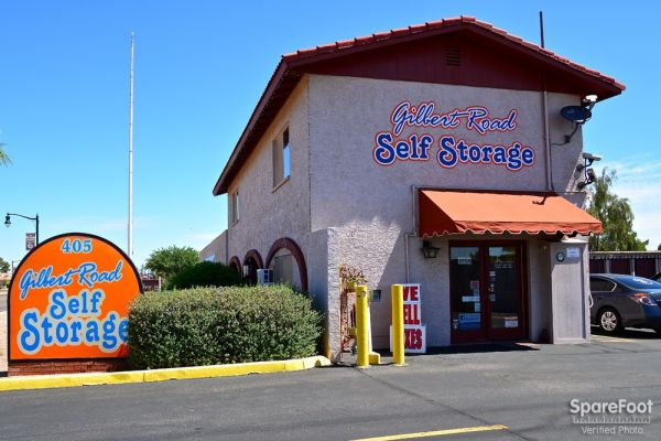 Gilbert Road Self Storage 405 N Gilbert Rd Gilbert, AZ - Photo 0