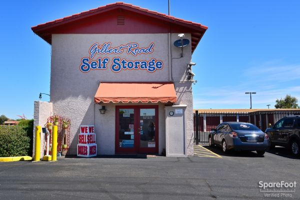 Gilbert Road Self Storage 405 N Gilbert Rd Gilbert, AZ - Photo 1