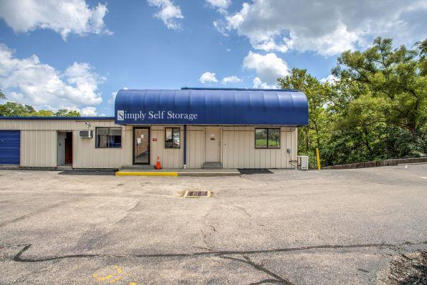 Simply Self Storage Cincinnati Oh Bend Rd5418 N Rd