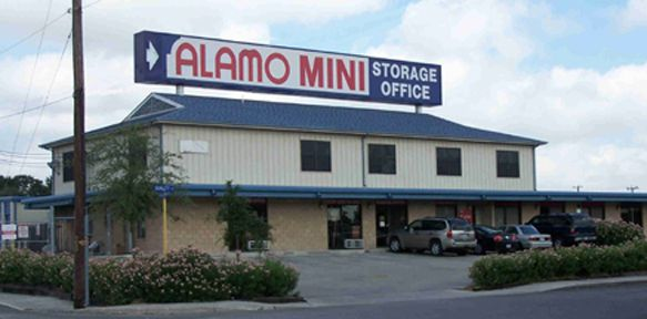 Alamo Broadway Mini-Storage 1999 Gulfmart Dr San Antonio, TX - Photo 0