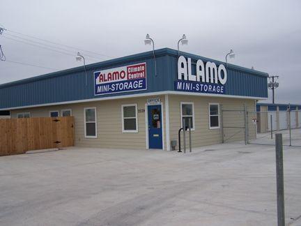 Alamo Hutto Mini-Storage 2339 Innovation Blvd. Hutto, TX - Photo 0