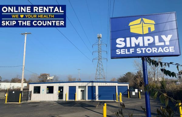 Simply Self Storage - 810 E Cooke Road - Columbus