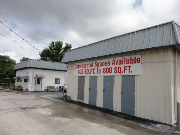 Self Service Storage Chattanooga 4006 Industry Dr Tn Photo 0