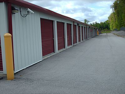 Airport Depot Self Storage 8959 Airport Hwy Holland, OH - Photo 1