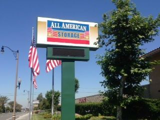 AAA All American Self Storage 14918 Foothill Blvd Fontana, CA - Photo 0