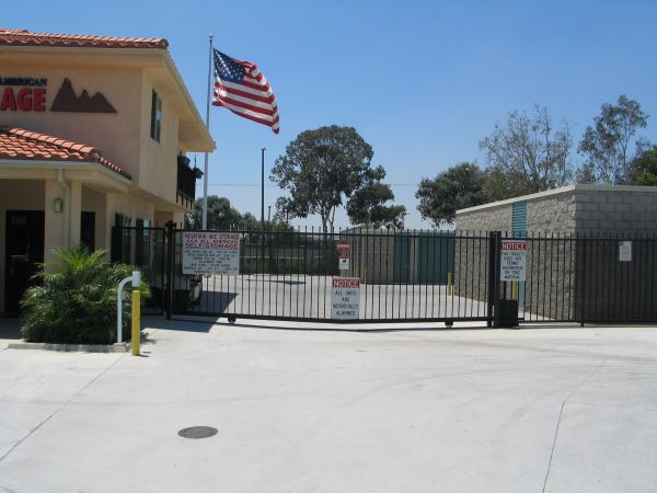 All American Self Storage - Mountain Avenue 505 S Mountain Ave Ontario, CA - Photo 2