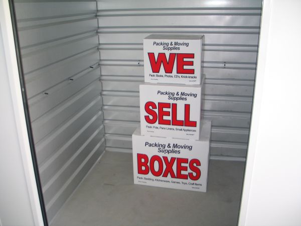 All American Self Storage - Mountain Avenue 505 S Mountain Ave Ontario, CA - Photo 4