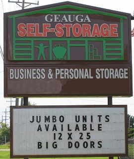 Geauga Self Storage 15354 Oh-87 Middlefield, OH - Photo 1