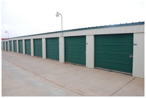 A-Storage Place Lubbock 11209 Slide Rd Lubbock, TX - Photo 1