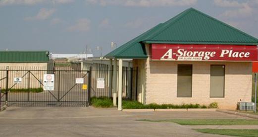 A-Storage Place Lubbock 11209 Slide Rd Lubbock, TX - Photo 0