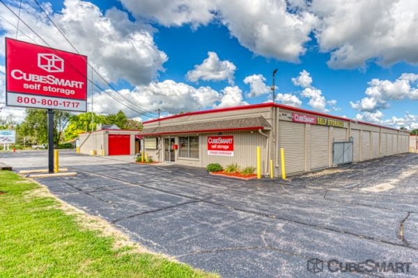 CubeSmart Self Storage - Rockford - 6210 Forest Hills Road 6210 Forest Hills Road Loves Park, IL - Photo 0