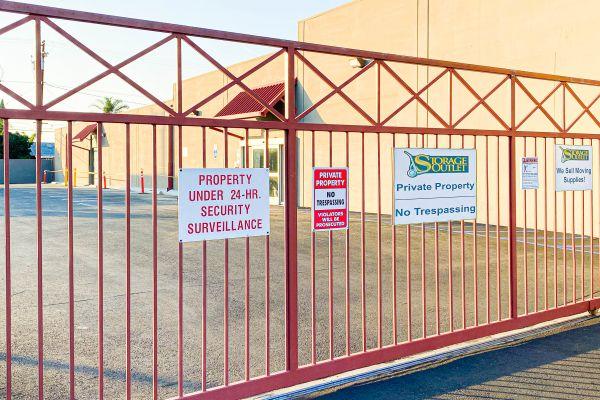 Storage Outlet - Gardena 13401 S Western Avenue Gardena, CA - Photo 1