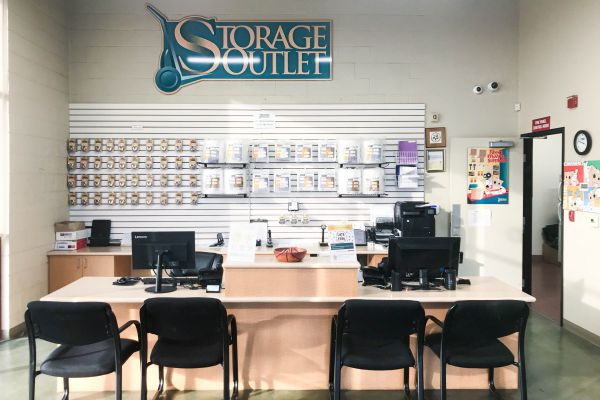 Storage Outlet - Fullerton 900 S Raymond Avenue Fullerton, CA - Photo 2