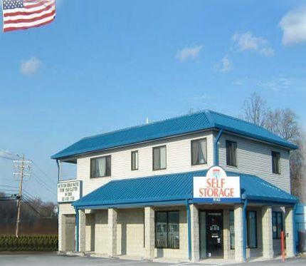 Route 1 Self Storage - Laurel 9165 Washington Boulevard North Laurel, MD - Photo 1