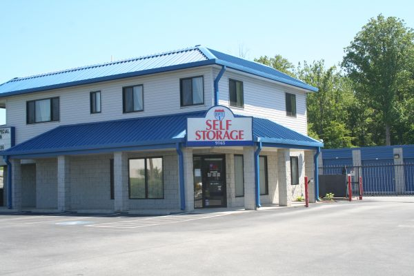 Route 1 Self Storage - White Marsh 8115 Perry Hills Rd Baltimore, MD - Photo 0
