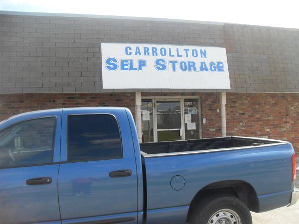 Carrollton Self Storage 938 North Carrollton Avenue Baton Rouge, LA - Photo 1