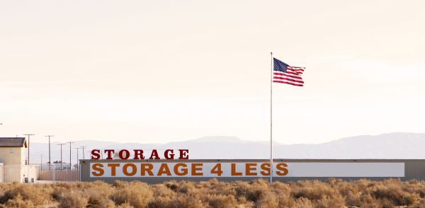 Storage 4 Less 2463 15th Street West Rosamond, CA - Photo 1
