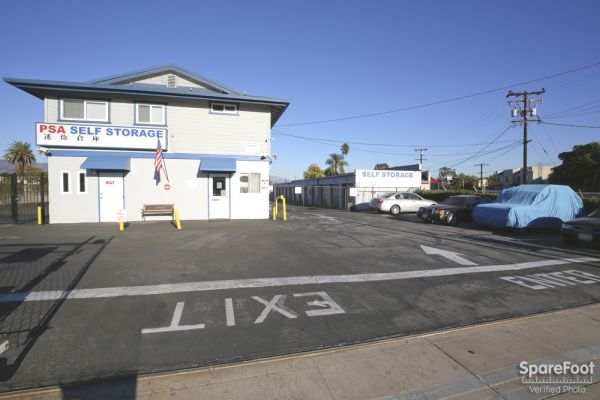 Charmant ... PSA Storage   Alhambra600 S. Garfield Ave.   Alhambra, CA   Photo 1 ...