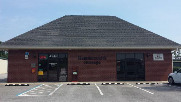 Hammersmith Storage 4240 Berryhill Rd Pace, FL - Photo 0