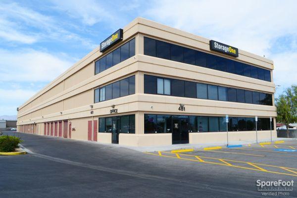StorageOne - Alta 481 South Decatur Boulevard Las Vegas, NV - Photo 0