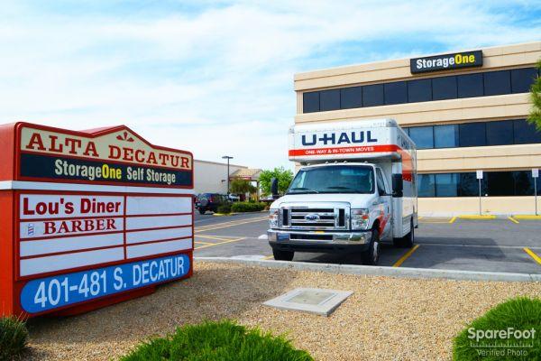 StorageOne - Alta 481 South Decatur Boulevard Las Vegas, NV - Photo 1