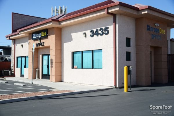 StorageOne - Decatur & Spring Mountain 3435 South Decatur Boulevard Las Vegas, NV - Photo 0
