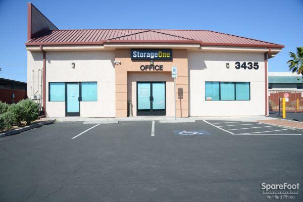 StorageOne - Decatur & Spring Mountain 3435 South Decatur Boulevard Las Vegas, NV - Photo 1