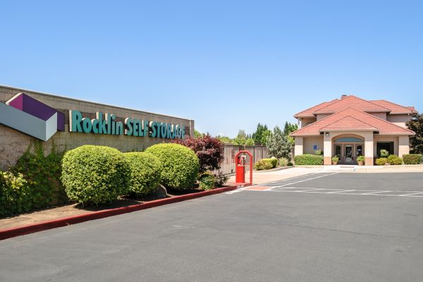 Rocklin Self Storage 6500 Fairway Drive Rocklin, CA - Photo 0