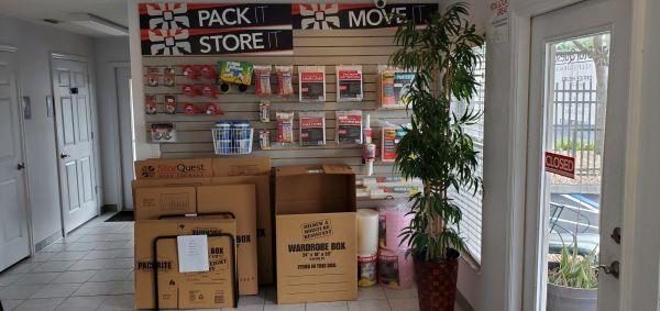 StorQuest Self Storage - Clearwater/Harrison 1505 S Fort Harrison Ave Clearwater, FL - Photo 1