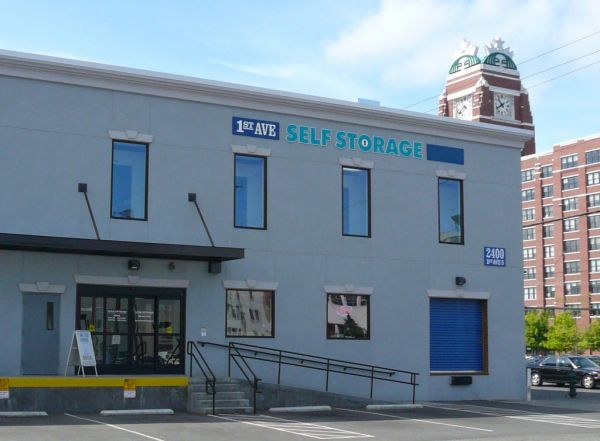 1st Ave Self Storage 2400 1st Ave S Seattle, WA - Photo 0