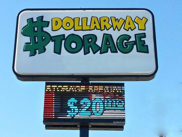 Dollarway Self Storage 4500 Dollarway Road Pine Bluff, AR - Photo 1