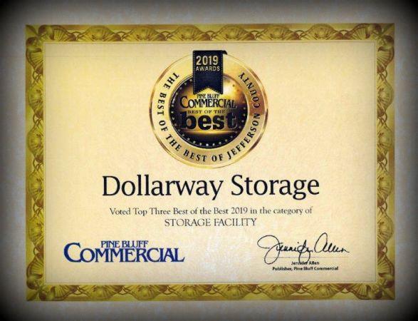Dollarway Self Storage 4500 Dollarway Road Pine Bluff, AR - Photo 0