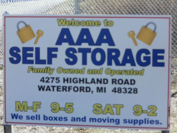 AAA Mini Storage - Waterford Township - 4275 Highland Road 4275 Highland Road Waterford Township, MI - Photo 0