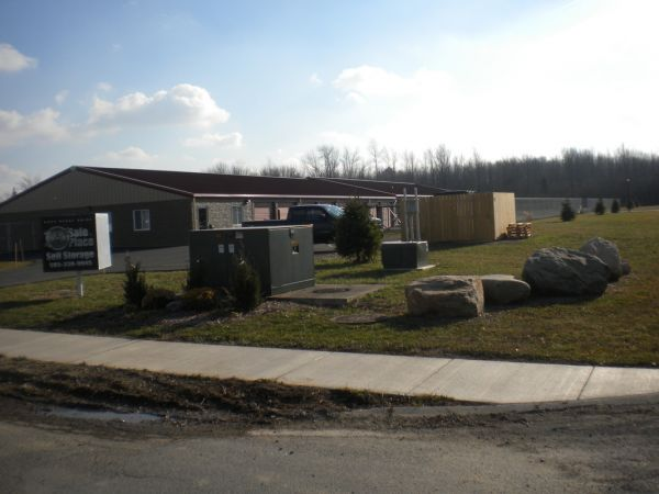 A Safe Place Self Storage 6025 Denny Drive Farmington, NY - Photo 0