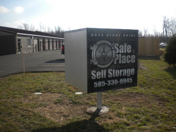 A Safe Place Self Storage 6025 Denny Drive Farmington, NY - Photo 2