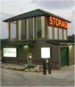 Self Assured Storage 719 Cannon View Drive Grandview Plaza, KS - Photo 0
