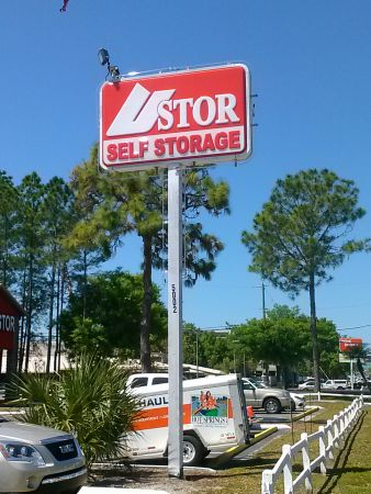 U-Stor Linebaugh 5002 West Linebaugh Avenue Tampa, FL - Photo 1