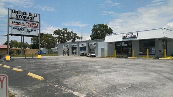 United of Pasco Self Storage 11214 U.s. 19 Port Richey, FL - Photo 0