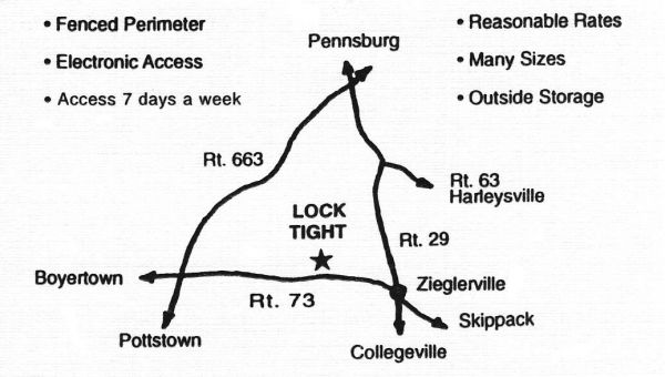 Lock Tight Self Storage 309 Big Road Zieglerville, PA - Photo 3