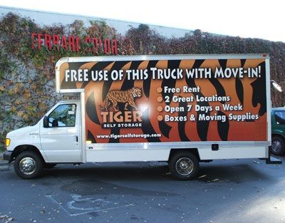 Tiger Self Storage - SACRAMENTO - 9609 OATES DRIVE 9609 OATES DRIVE SACRAMENTO, CA - Photo 1