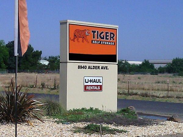 Tiger Self Storage   Sacramento   8940 Alder Avenue8940 Alder Avenue    Sacramento, ...