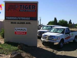 ... Tiger Self Storage   Sacramento   8940 Alder Avenue8940 Alder Avenue    Sacramento, ...