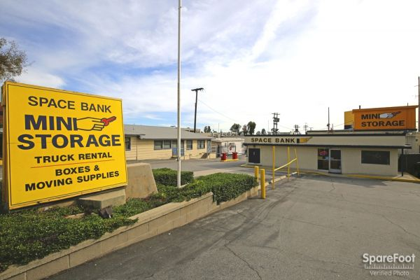 Space Bank Mini Storage - Pasadena 3202 East Foothill Boulevard Pasadena, CA - Photo 0