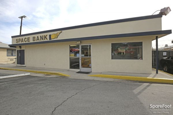 Space Bank Mini Storage - Pasadena 3202 East Foothill Boulevard Pasadena, CA - Photo 1