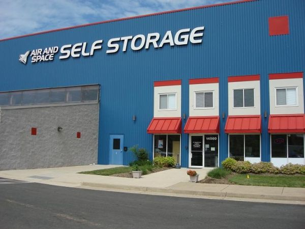 Air & Space Self Storage 14560 Lee Road Chantilly, VA - Photo 0